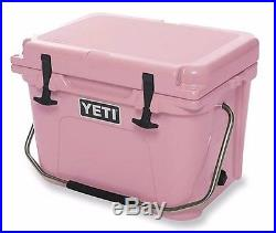 Yeti Cooler Roadie 20 Pink Limited Edition Rare