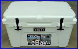 Yeti Cooler Tundra 45 Quart White YT45W New