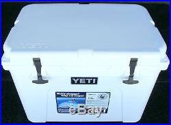 Yeti Cooler Tundra 50 Quart White YT50W New