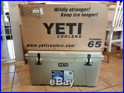 Yeti Cooler Tundra 65 Quart