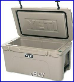 Yeti Cooler Tundra 65 Quart Desert Tan YT65T
