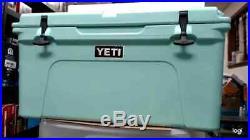Yeti Cooler Tundra 65 Quart Seafoam Green YT65