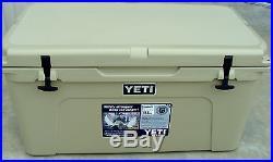 Yeti Cooler Tundra 75 Quart Desert Tan YT75T New