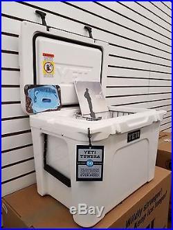 Yeti Cooler White Tundra 50 Cooler Size 50 New Yt50w