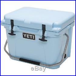 Yeti Coolers Roadie 20 qt. Cooler YR20B Blue Free Shipping