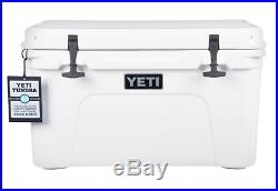 Yeti Coolers Tundra 45 Cooler White BRAND NEW IN BOX (with dry good basket)