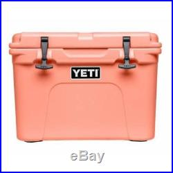 Yeti Coral Limited Edition Tundra 35 Cooler Coral