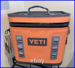 Yeti Flip 12 Cooler Coral, Color Discontinued