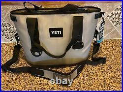 Yeti Hopper 20 Portable Cooler Light Gray