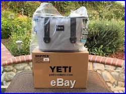 Yeti Hopper 20 Soft Side Cooler Fog Gray YHOP20 YHOP20G