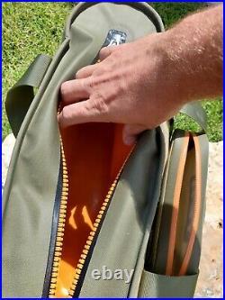 Yeti Hopper 20 Soft Side Cooler with original style sidekick Field Tan/orange