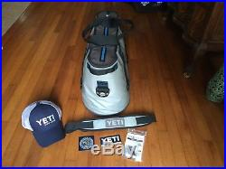 Yeti Hopper 30 Rugged Soft-sided Leakproof Ice Chest Cooler Gray