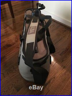Yeti Hopper 40 Portable Cooler Fog Grey/Tahoe Blue