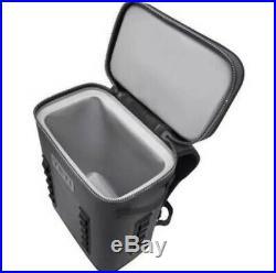 Yeti Hopper Backflip 24 Charcoal Cooler Backpack BRAND NEW