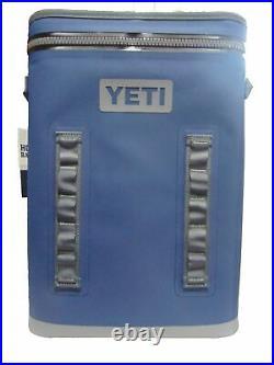 Yeti Hopper Backflip 24 Soft Cooler Navy