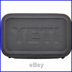 Yeti Hopper Backflip 24 Soft Sided Cooler/Backpack, Charcoal NEW