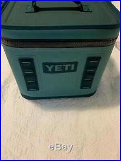 Yeti Hopper Flip 12 Cooler River Green Brand New