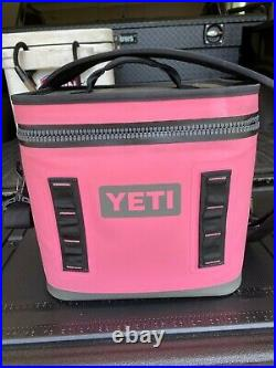 Yeti Hopper Flip 12 Harbor Pink Cooler
