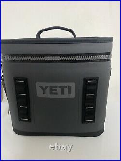 Yeti Hopper Flip 12 Soft Cooler Charcoal