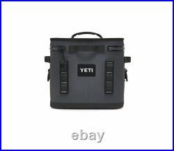 Yeti Hopper Flip 12 Soft Cooler Charcoal NEW