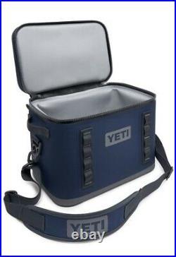 Yeti Hopper Flip 18 Cooler Navy Blue Brand New In Box