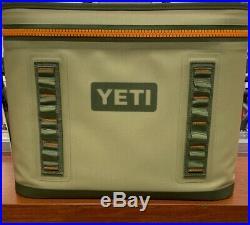 Yeti Hopper Flip 18 Portable Cooler Orange