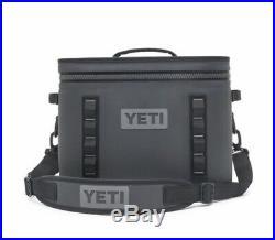 Yeti Hopper Flip 18 Soft Cooler Charcoal Brand New