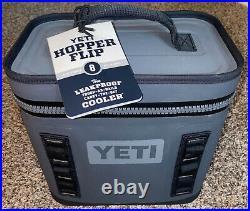 Yeti Hopper Flip 8 Soft Cooler, Charcoal Free Shipping