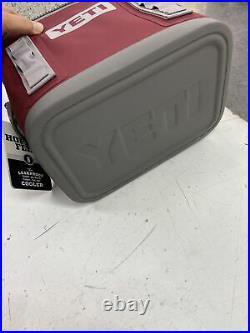 Yeti Hopper Flip 8 Soft Cooler Harvest Red NEW Limited Edition Rare