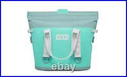 Yeti Hopper M30 28 Quart Cooler Aquaifer Blue NEW