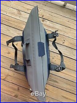 Yeti Hopper M30- Brand New Navy/Gray Soft Cooler With Hydroshield