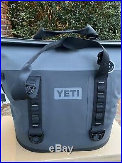 Yeti Hopper M30 Charcoal Cooler Brand New With Tags