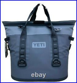 Yeti Hopper M30 Portable Soft Cooler Charcoal Gray