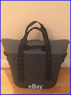 Yeti Hopper M30 Soft Cooler Charcoal Gray Brand New