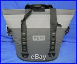 Yeti Hopper M30 Soft Cooler Charcoal Magnetic seal / wide mouth Brand NEW