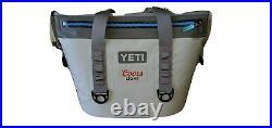Yeti Hopper Two 20 Soft Cooler Coors Light