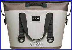 Yeti Hopper Two 30 Soft Cooler Color Gray Or Tan Brand New Free Shipping