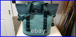 Yeti Hopper Two 30 Soft Cooler Green New with tags