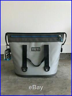 Yeti Hopper Two (40) Soft Cooler (Grey)