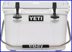 Yeti Roadie 20 Cooler White New FREE SHIPPING