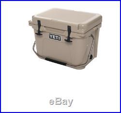 Yeti Roadie 20 Qt. Tan Cooler New