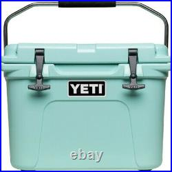 Yeti Roadie 20 Seafoam Green Cooler Limited Edition And Discontinued