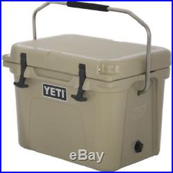 Yeti Roadie 20qt Hard-Side Cooler FREE SHIPPING. TAN NEW