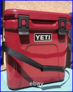 Yeti Roadie 24 Hard Cooler Harvest Red Fall Collection Limited Edition