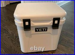 Yeti Roadie 24 Hard Cooler White Free Shipping