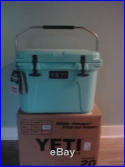 Yeti Roadie Cooler 20 Seafoam Authentic Original Edition New