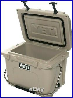 Yeti Roadie Series Cooler YR20B 20 Quarts Tan