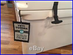 Yeti Tundra 110 Brand New With Tags White Cooler