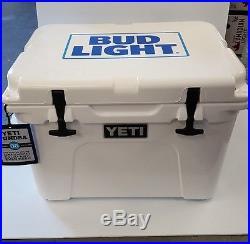 Yeti Tundra 35 BUD LIGHT cooler