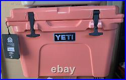Yeti Tundra 35 Cooler Coral, Color Discontinued